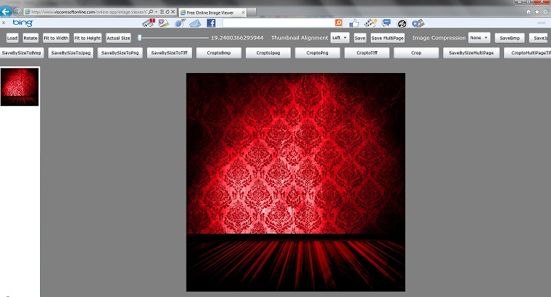 Free Online Image Viewer 3.0 full
