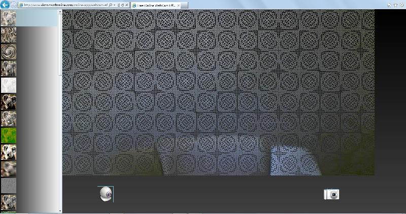 Free Online Webcam Effect screenshot